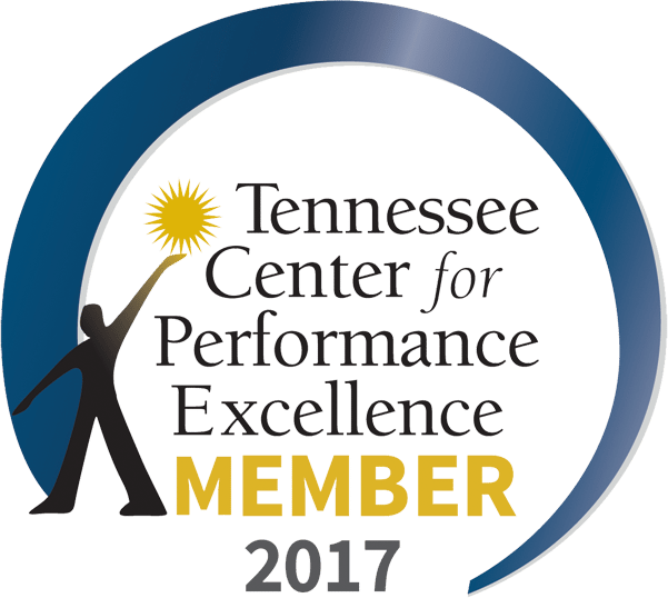 2017 - Tennessee Center for Performance Excellence Member
