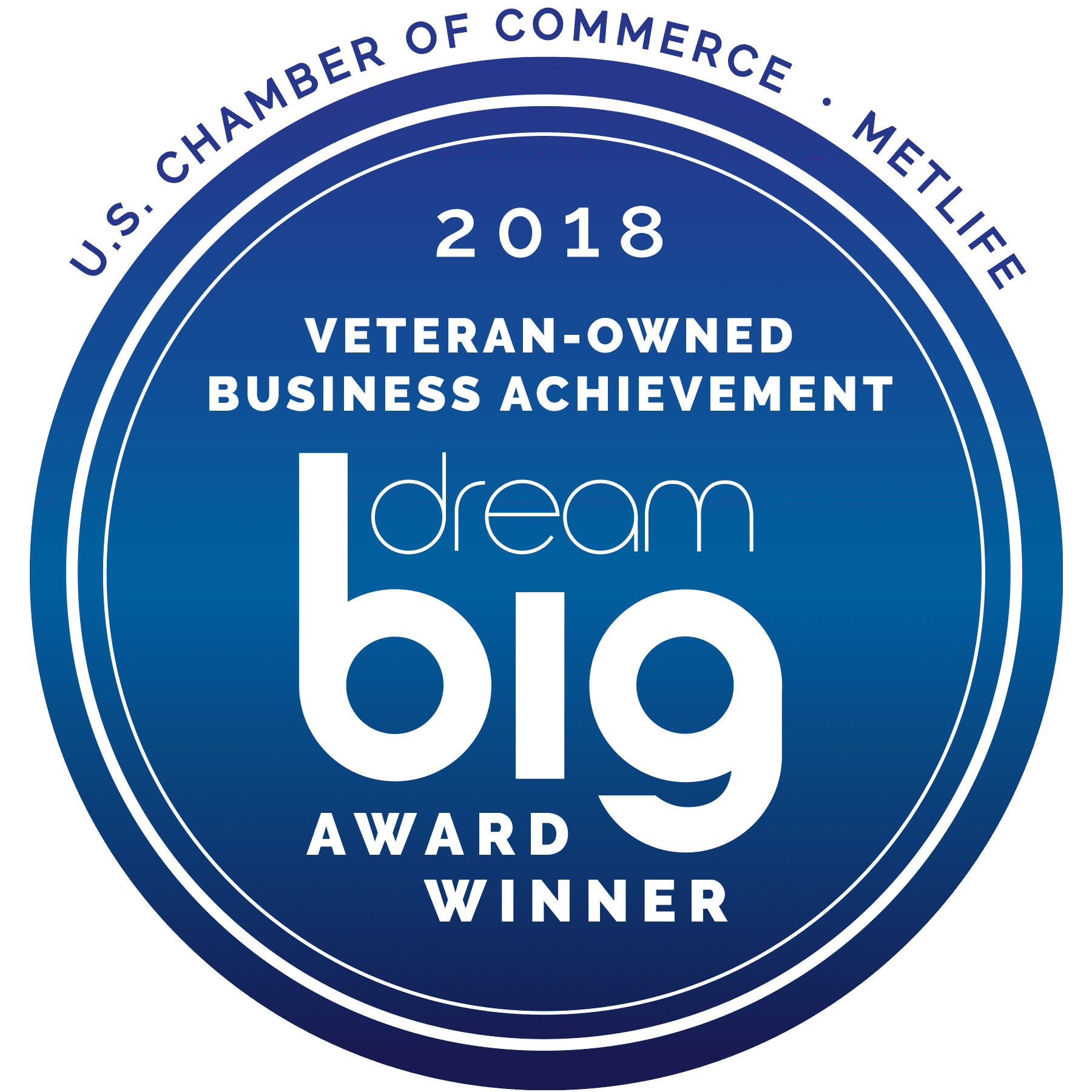 Dream Big Award