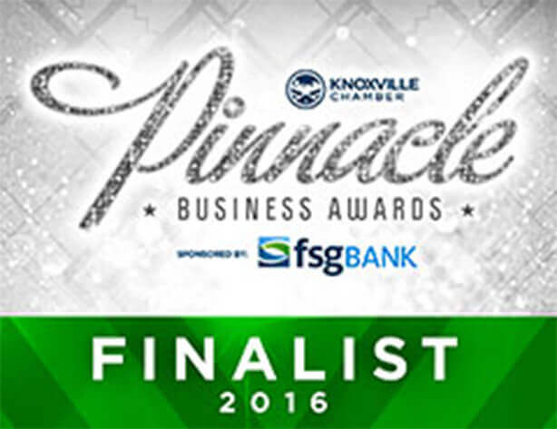 2016 – Pinnacle Mid-Sized Business Excellence Award Finalist